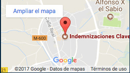 mapa indemnizaciones claveria